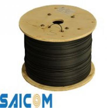 Dây thuê bao quang 2FO ống lỏng Saicom (FTTH2)