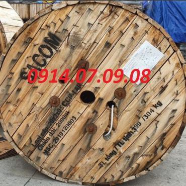 Cáp điện thoại luồn ống có dầu Sacom 30 đôi 30X2X0,5