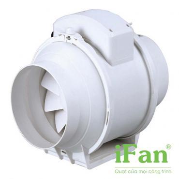 Quạt tròn nối ống (nhựa)