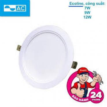 Đèn LED downlight âm trần Ecoline AC 9W AD16E