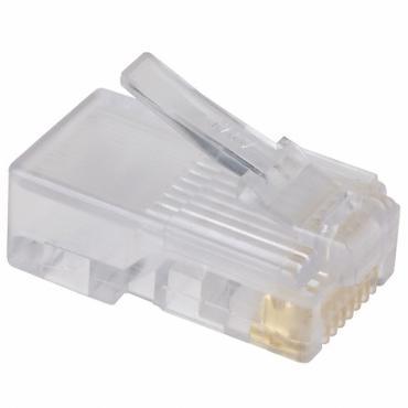 Đầu cắm UTP Cat5e (Modular Plug) 5-554720-3 (100c/bịch)