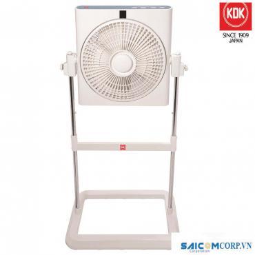 Quạt gia đình hộp có điều khiển từ xa KDK SC30X