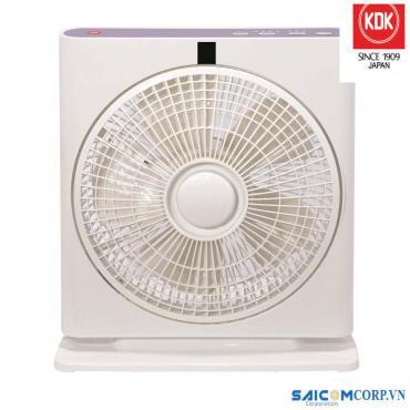 Quạt gia đình hộp có điều khiển từ xa KDK SD30X