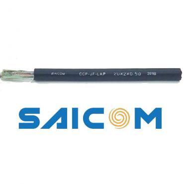 Cáp điện thoại ngầm 20x2x0.5 Saicom