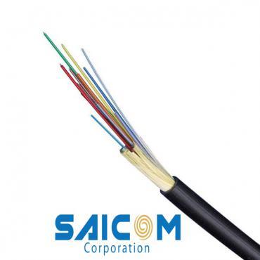 Cáp quang luồn cống kim loại DU8 Saicom
