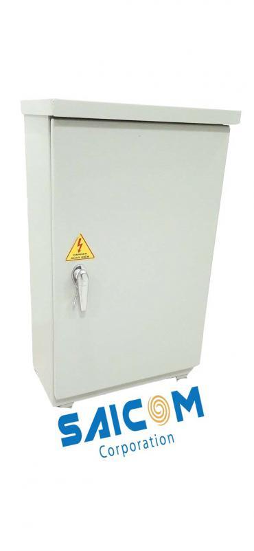 Tủ điện thoại 400P Saicom