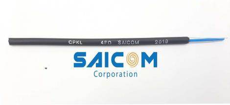 Dây thuê bao quang ngầm 4FO Saicom