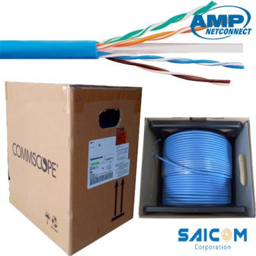 Cáp mạng Commscope/AMP CAT6