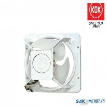 Quạt thông gió dùng trong công nghiệp KDK 25GSC