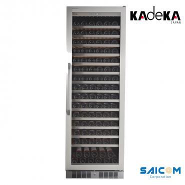 Tủ ướp rượu Kadeka KSJ168EW