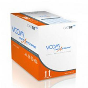 Cáp Mạng VCOM Cat 5E FTP Standard Solid 305m