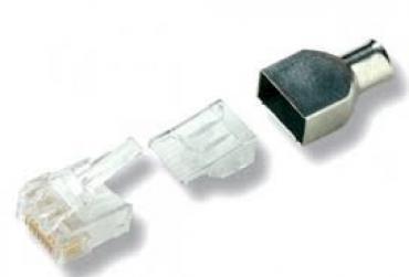 Đầu nối RJ45-Modular Plug AMP CAT6