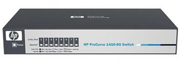 HP 1410-8G Switch - J9559A