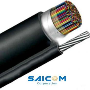 Cáp điện thoại treo ngoài trời 30 đôi Saicom 30x2x0.5