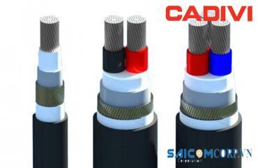 Dây cáp điện Cadivi AVV/AWA − 0,6/1 KV & AVV/SWA − 0,6/1 KV