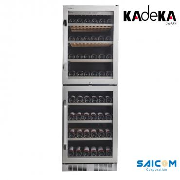 Tủ ướp rượu Kadeka KA165T